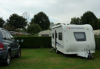 Camping Chateau Oseraie