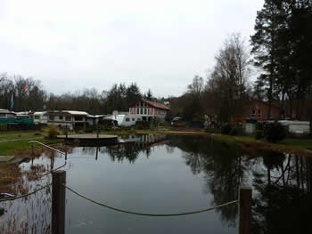 Camping Rote Schleuse, Tyskland