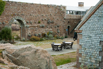 Fort Levi, Manche, Normandiet